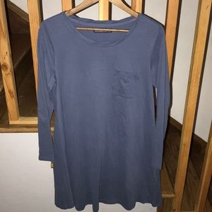 Abercrombie & Fitch Long sleeve T-shirt tunic